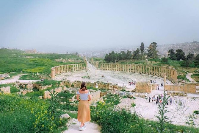 Full-Day Amman City Tour and Jerash from Amman