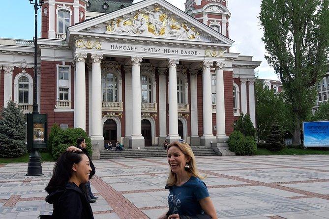 Private Sofia Walking Tour