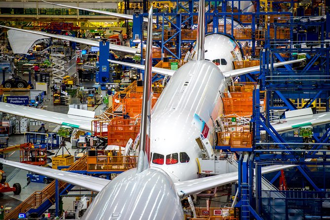 Private Boeing Factory Tour from Seattle