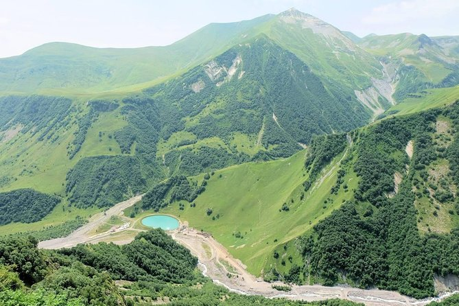 Kazbegi-Ananuri-Gergeti Private Tour