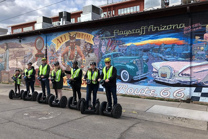 Fun Flagstaff History Segway, Bike or Walking Tour