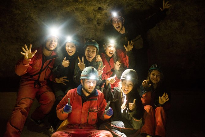 Adventure Caving Experience in Budapest