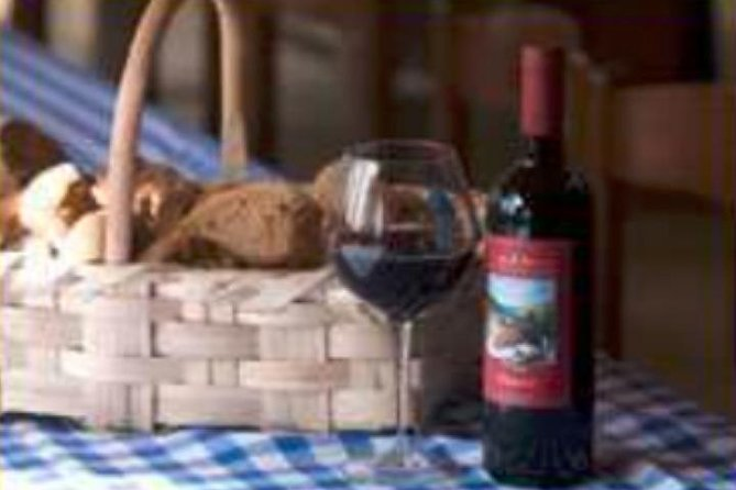 Tenuta San Francesco Wine Tasting