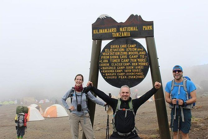 Mountain Kilimanjaro Trekk Lemosho Route photo 1
