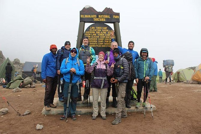 Mountain Kilimanjaro Trekk Lemosho Route photo 7