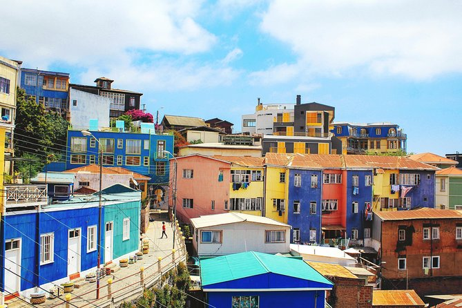 wetravelvalparaiso - Valparaíso and Viña del Mar Full-Day Tour