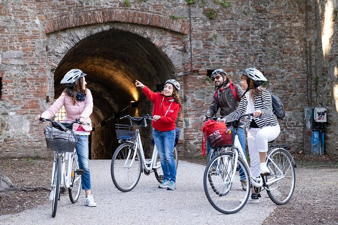 Lucca Bikes and Bites Small Group or Private Food Adventure
