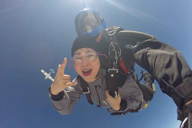 9000ft Tandem Skydive