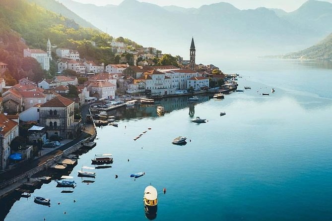 Mussel & Oyster Farm with Perast visitation Private Tour