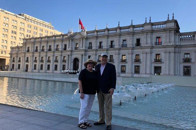 Half-Day Small-Group Panoramic Santiago Tour
