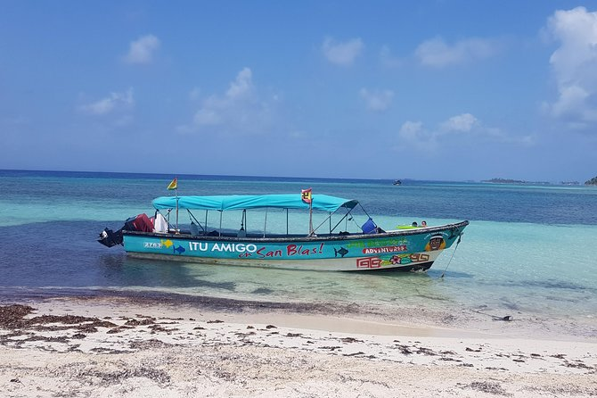 San Blas Island-Hopping Day Trip from Niga Kantule Terminal, San Blas