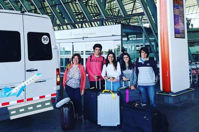 Melhor transfer privado para o aeroporto de chegada ou partida em Montevidéu