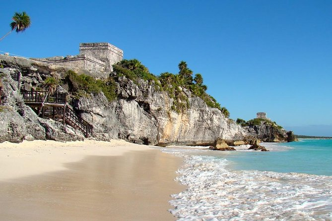 Tulum And Coba Ruins With Snorkel Activity From Playa Del Carmen