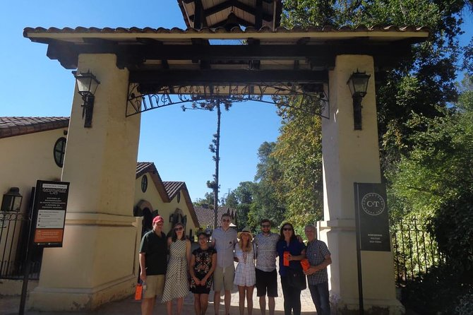 Premium Concha y Toro Winery Tour with Wine and Cheese Tastings from Santiago photo 4