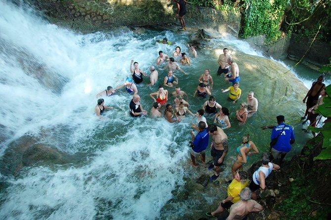 Super Saver: Dunns Falls, Bob Marley 9 Mile optional Mystic Lagoon- All hotels