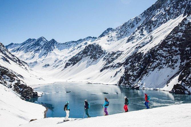 Private Full-Day Tour: Portillo Ski Center and Inca Lagoon from Santiago