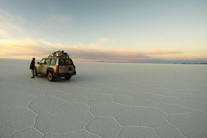 Standard Uyuni Salt Flats 3 Days Guided by iOS or Android App