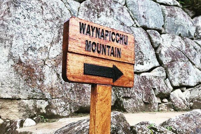 Machu Picchu with Wayna Picchu Mountain in 2 Days