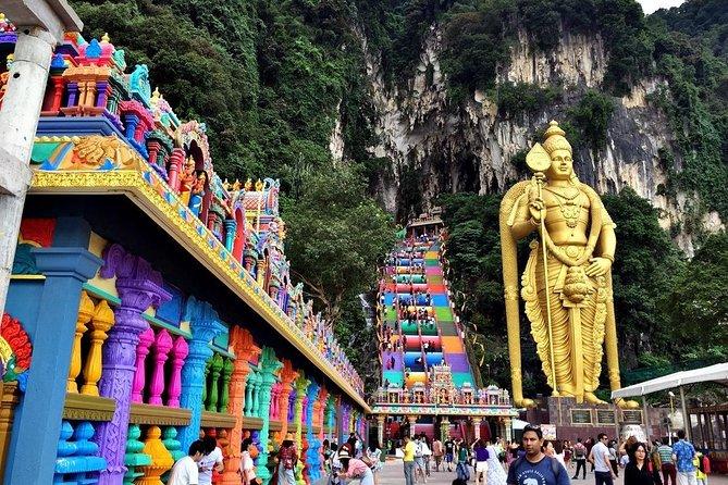 Kuala Lumpur Batu Caves Tour