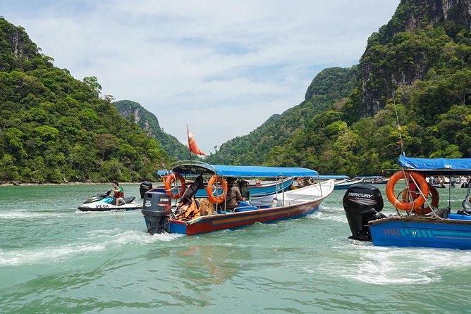 Langkawi Island Hopping Boat Tour