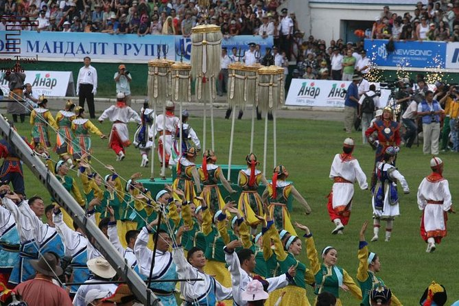 Naadam Festival Tour- 1 day