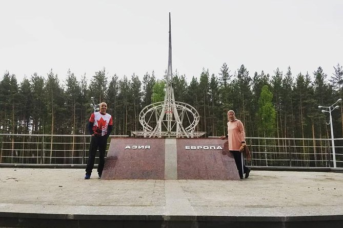 Super Combo Tour: Yekaterinburg & Europe-Asia Border & Romanoffs' Places photo 8
