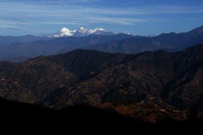 Short trek inside valley