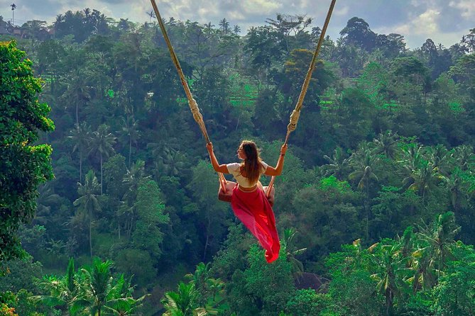 Bali Swing and Ubud Tour Packages