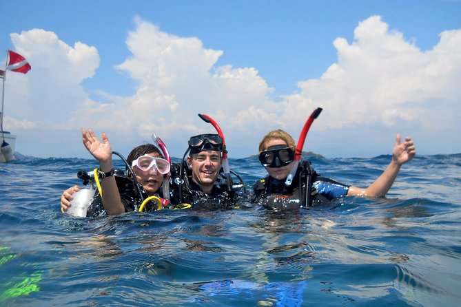 Leisure Diving, 3 Dives at Tunku Abdul Rahman Marine Park in Kota Kinabalu