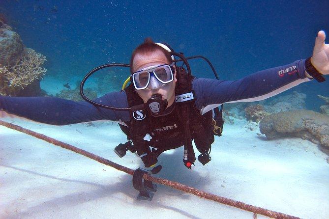 Scuba Try Dive - PADI Discover Scuba Diving DSD in Kota Kinabalu, Malaysia