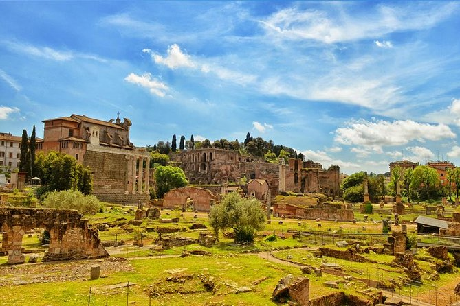 Skip The Line: Colosseum, Forum & Palatine Hills Priority Entrance photo 14