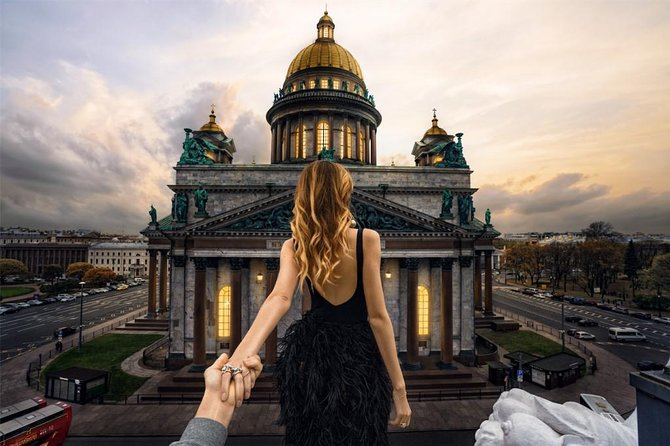 The Best Of St.petersburg With Peterhof Visit 2 Days Tour