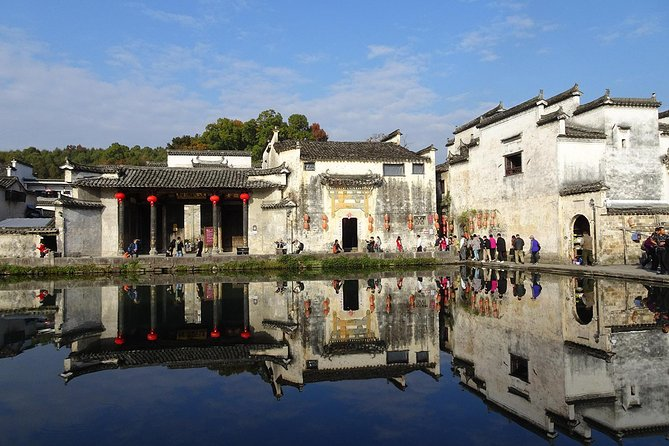 Private Huangshan 4-Day Tour to Visit Yellow Mountain & Hongcun Village