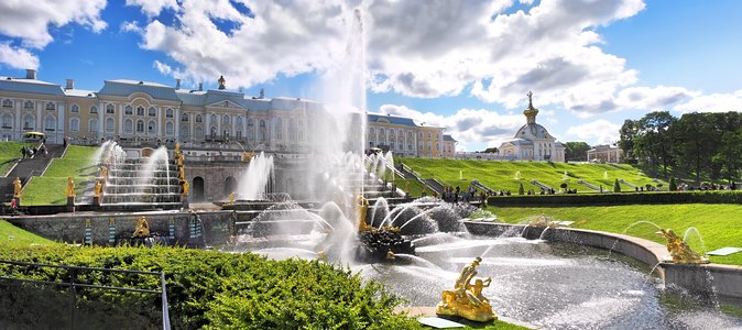 The Best Of St.petersburg With Catherine Palace And Petrhof 2 Days Tour photo 3