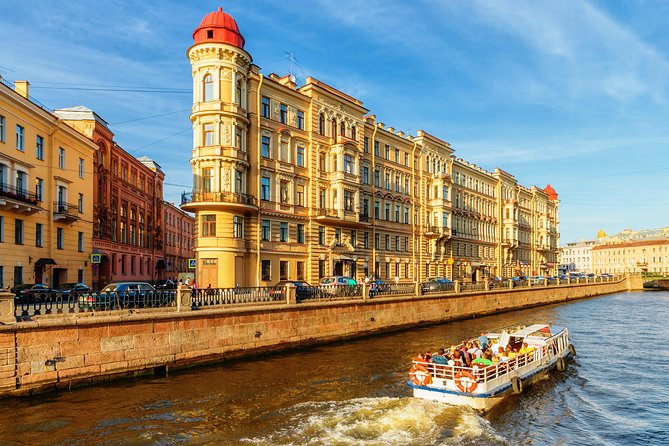 The Best Of St.petersburg With Catherine Palace And Petrhof 2 Days Tour photo 7