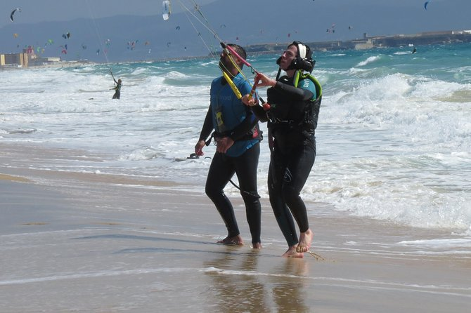 Private Kitesurf Course in Tarifa (2h a day)