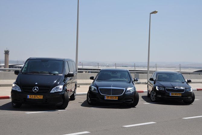 Private Transfer from Ben Gurion Airport to Herzlia