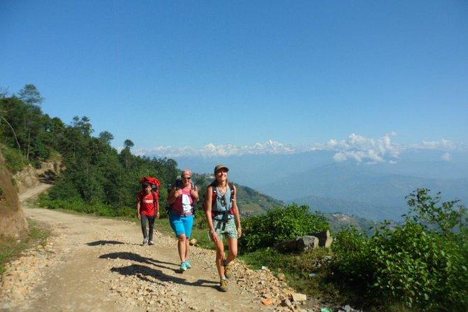 Kathmandu Countryside Hiking Nature Retreat: 2 nights, 3 Days