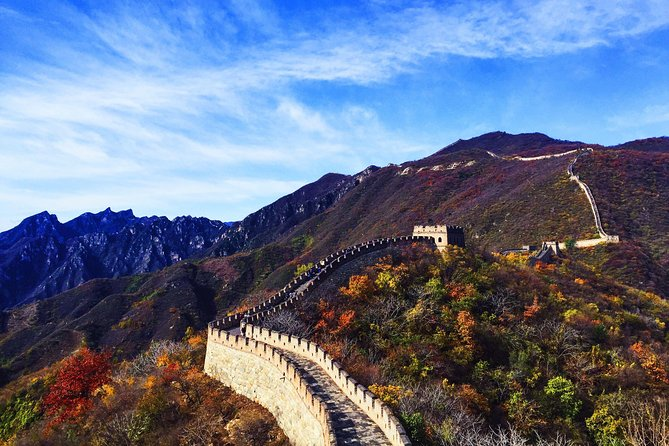 Bus to Mutianyu Great Wall With Hotel Pickup