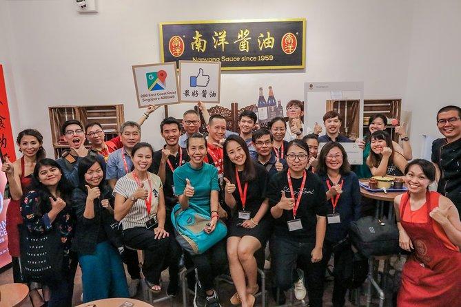 Saus Waardering Workshop en privérondleiding door Nanyang Sauce Brewery