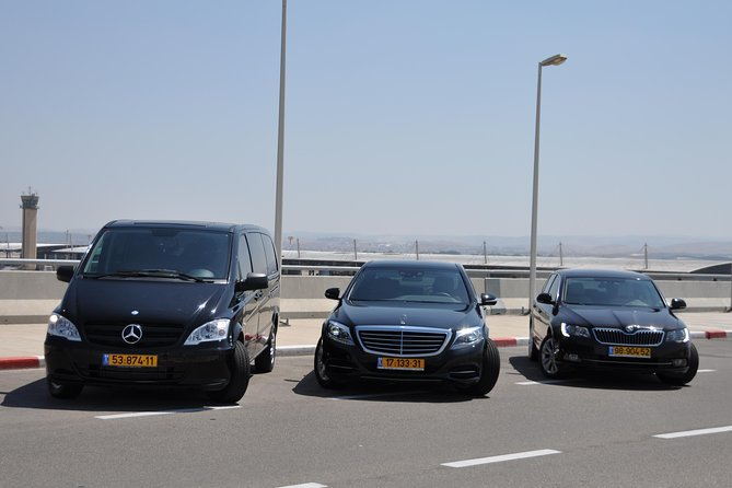 Private Transfer from Ben Gurion Airport to Netanya