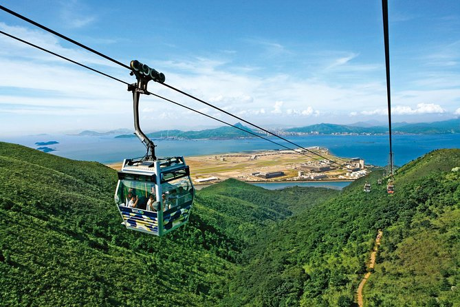 Skip The Line: Ngong Ping Cable Car Round Trip Voucher
