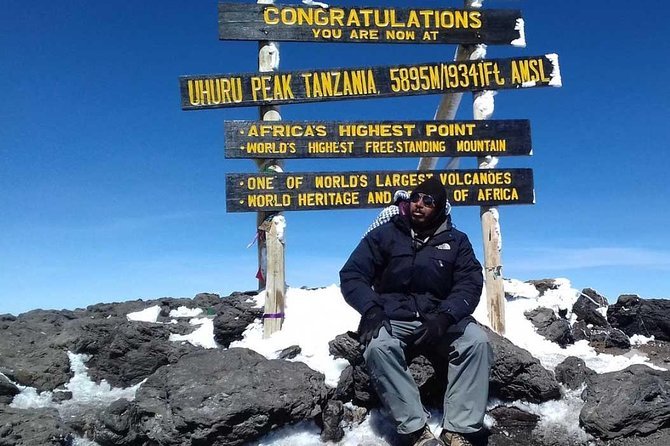 6 Days Marangu Route Climbing