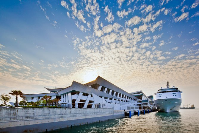 Singapore Transfer: Hotel to Singapore Cruise Centre