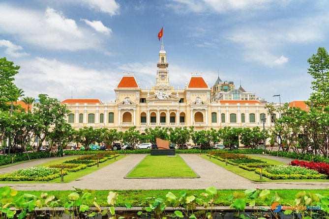 Ho Chi Minh City 1 Day Tour