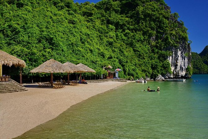 Vung Ha Lagoon