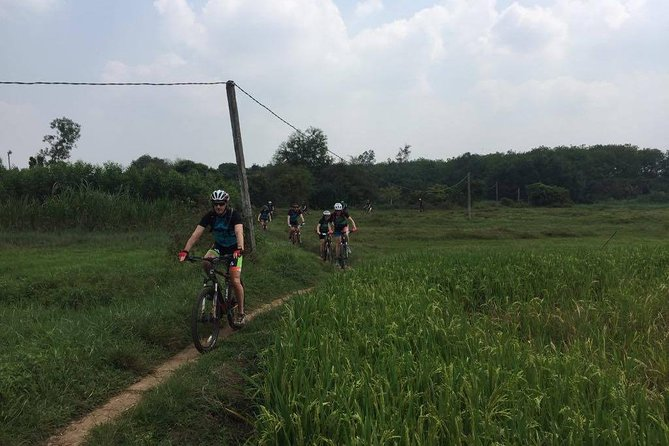 Cu Chi Tunnels & its countryside by bicycle photo 4