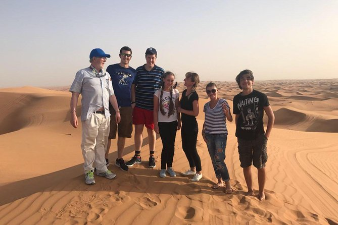 Morning Desert Safari with Sand boarding and Camel Ride photo 22