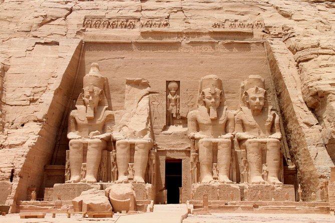 Abu Simbel Tour by flight from Aswan
