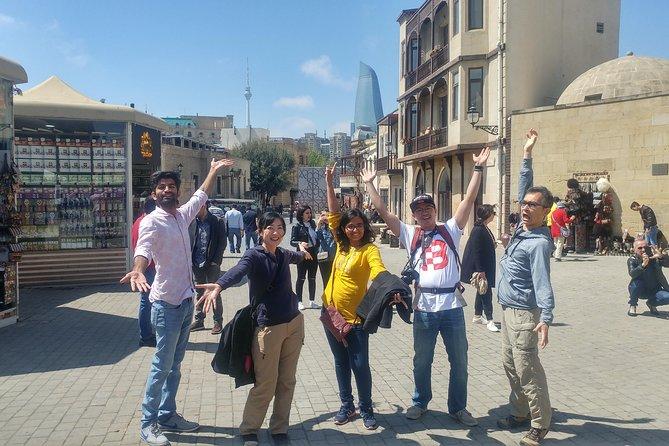 Baku Day Trip